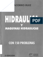 Hidraulica y Maquinas Hidraulicas-Facorro Ruiz