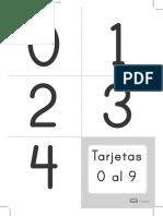 Ficha números