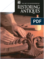 The Art of Woodworking-Restoring Antiques