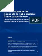 Fortinet - 5 casos seguridad nube pública .pdf