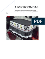 PORTA MICROONDAS