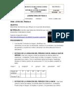 LABORATORIO DE FISICA LEYES DEL PENDULO.docx
