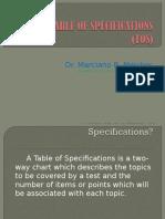 tableofspecifications2013 (2).ppt
