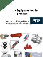 Aula 13 - Equipamentos de Processo industrial.pptx