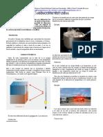 Informe Conduccion termica