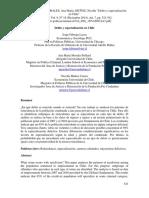 Delito y Especialización en Chile - Jorge Fábrega Lacoa