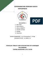 kel. 1 (kasus hipospadia, hidrokel dan phimosis)