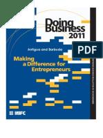 IFC - Doing Business 2011 - Antigua & Barbuda