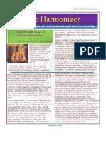 Harmonizer December 2009