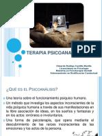 TERAPIA PSICOANALITICA DIAPOSITIVAS