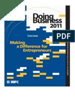 IFC - Doing Business 2011 - Grenada