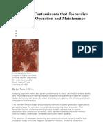 Boiler contaminants 4 jeoparadising the O&M.docx