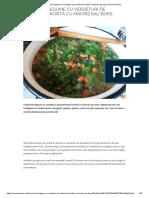 Ciorbă de legume cu verdețuri de primăvară acrită cu măcriș sau borș _ Savori Urbane.pdf
