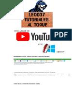 Descargar De Youtube Con Mipony_ByLeo0037