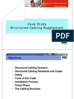 CCNA1 CaseStudy Structured Cabling