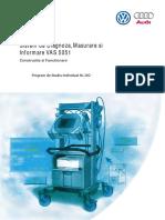 SSP202 - Sistemul de diagnoza, masurare si informare VAS 5051