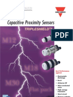 CarloGavazzi Capacitive Sensors