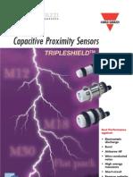 CarloGavazzi Capacitive Sensors