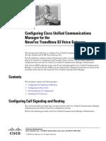 Cucmconfig Interface