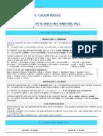 grammaire_accord-et-place-des-adjectifs