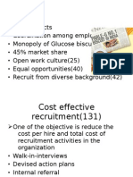 Parle g Recruitment Process
