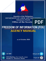 DOLE-OSEC-Agency-Manual12052018