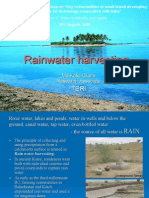 Rainwater Harvesting Systems for Small Islands