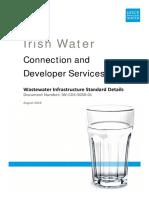 1. IW-CDS-5030-01 Wastewater Infrastructure Standard Details