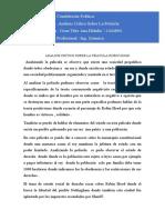 ANALISIS CRITICO SOBRE LA PELICULA ROBIN HOOD..docx