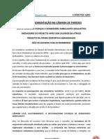 COMUNICADO desorientação Camara  - Dezembro