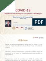 Correos Electrónicos COVID-19 Dx Imagen y Espectro Radiológico