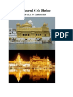 The Historical Sikh Gurdwaras (Images)