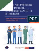 Standar Alat Pelindung Diri (APD) untuk Penanganan COVID-19 di Indonesia Revisi 1.pdf