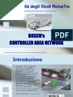 CAN (Applicazioni Automobilistiche) Di Galanti Antonello