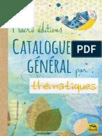 Macro Editions Catalogue 2020