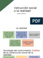 Berger y Luckmann La construcción social de la realidad 24