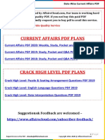 Current Affairs March 10 2020 PDF by AffairsCloud