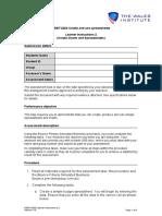 7.BSBITU202 Assessment 2 Learner