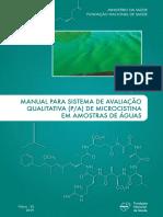 Manual Funasa Microcistinas