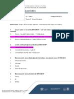Evaluación Curso de Inducción SGC