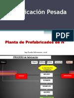 2 DISTRIBUCIÓN Y PLANIFICACIÓN de Planta de prefabricados- 2016