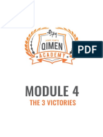 Module 4 - The 3 Victories Notes