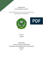 PROFILE BUKU Kuliah Akhlak Tasawuf