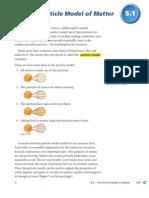 5.1 Particle Model