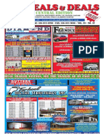 Steals & Deals Central Edition 4-30-20
