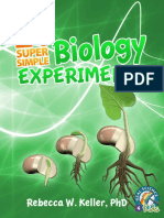 21 Super Simple Biology Experiment