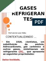 FLUIDOS REFRIGERANTES Seminário