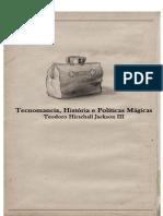 Tecnomancia Book