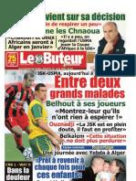 LE BUTEUR PDF du 25/12/2010