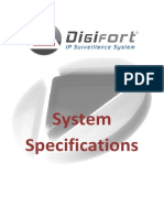 DigiFort Specifications - v5 - End Users